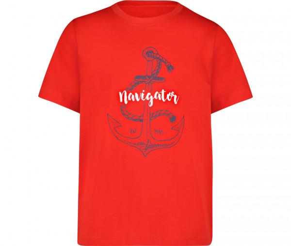 Navigator Jungen T-Shirt Anker