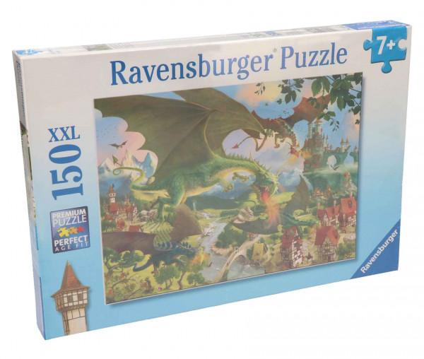 Ravensburger Puzzle Ausflug der Drachen