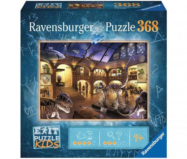 Ravensburger EXIT-Puzzle Kids im Naturkundemuseum