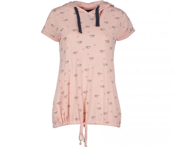 Sublevel Damen T-Shirt Schiffchen