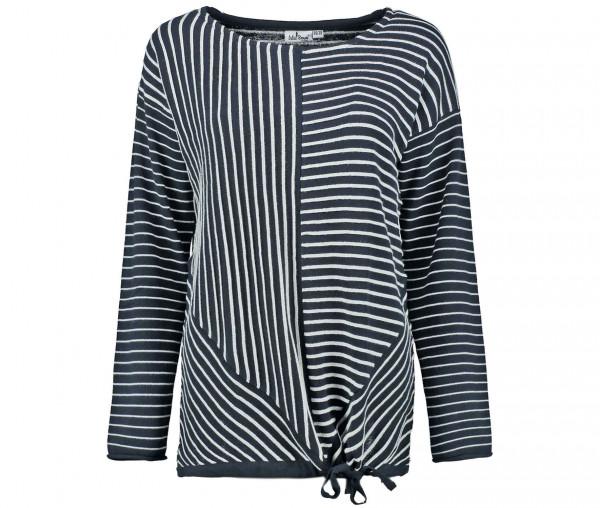 Julia Brown Damen Strickshirt