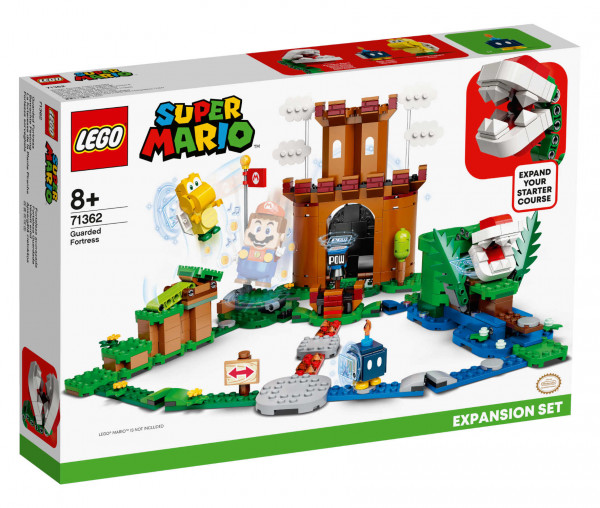 71362 LEGO® Super Mario™ Bewachte Festung – Erweiterungsset