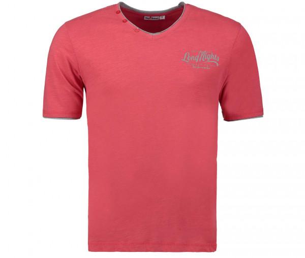 Tony Brown Herren T-Shirt V-Neck