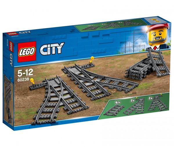 60238 LEGO® City Weichen