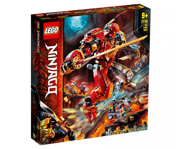 71720 LEGO® NINJAGO® Feuer-Stein-Mech
