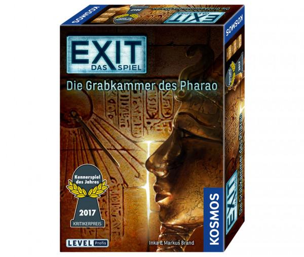 Kosmos Exit - Das Spiel Die Grabkammer des Pharao