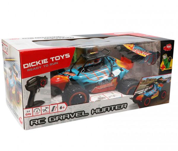 Dickie Toys RC Gravel Hunter