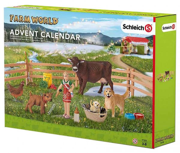 Schleich Adventskalender Bauernhof