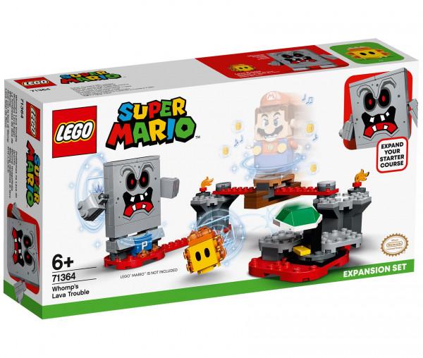 71364 LEGO® Super Mario™ Wummps Lava-Ärger – Erweiterungsset