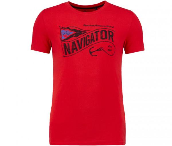 Navigator Herren T-Shirt Große Größen