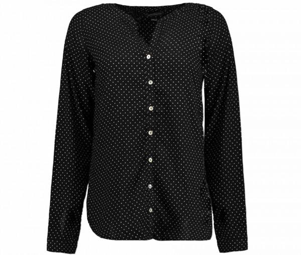 Eight2Nine Bluse mit V-Ausschnitt