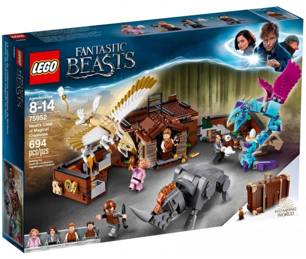 75952 LEGO® Fantastic Beasts Newts Koffer der magischen Kreaturen
