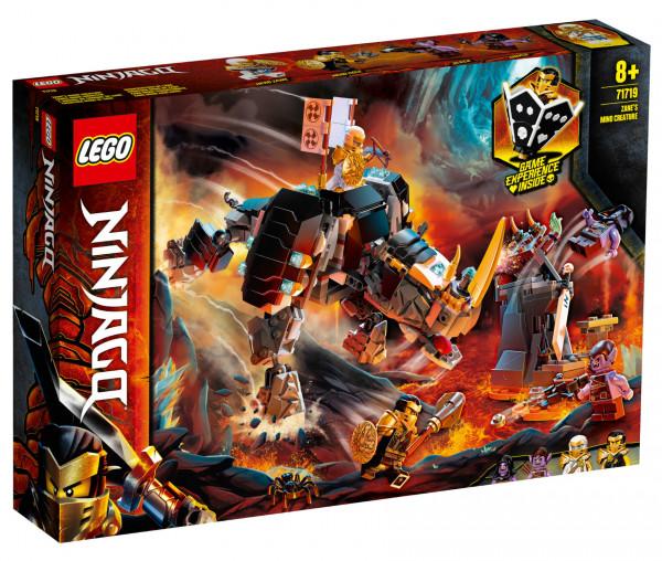 71719 LEGO® NINJAGO® Zanes Mino-Monster