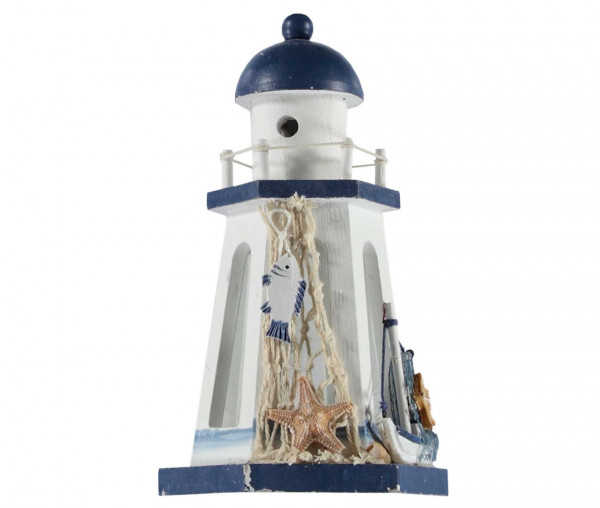 Tony Brown Teelichthalter Leuchtturm
