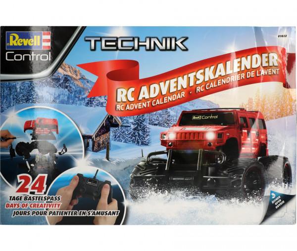 Revell Control Adventskalender RC Truck
