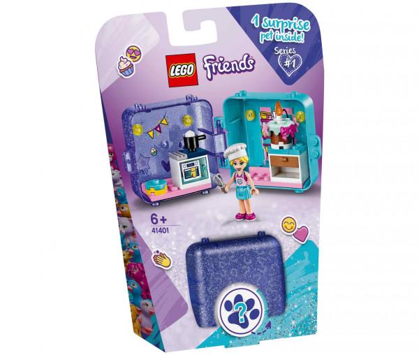 41401 LEGO® Friends Stephanies magischer Würfel – Bäckerin