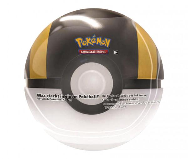 Pokémon Pokeball Gold Tin Frühjahr 2020