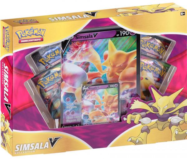 Pokémon Kollektion Simsala-V