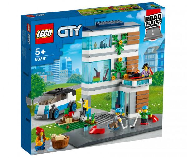 60291 LEGO® City Modernes Familienhaus