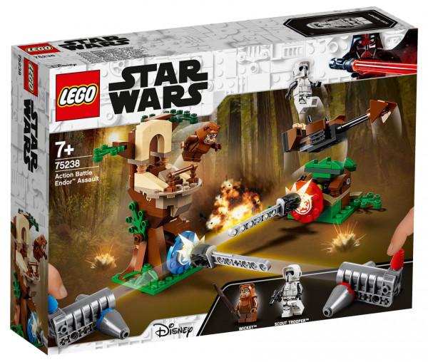 75238 LEGO® Star Wars™ Action Battle Endor™ Attacke