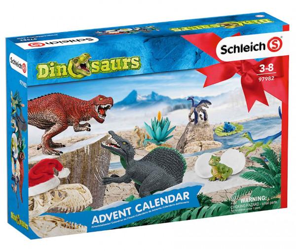 Schleich 97982 Adventskalender Dinosaurs