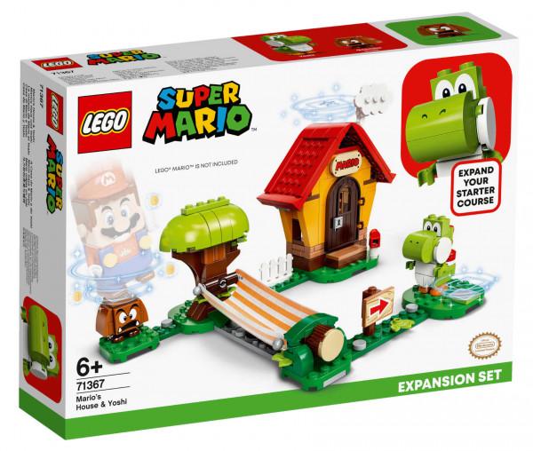 71367 LEGO® Super Mario™ Marios Haus und Yoshi – Erweiterungsset