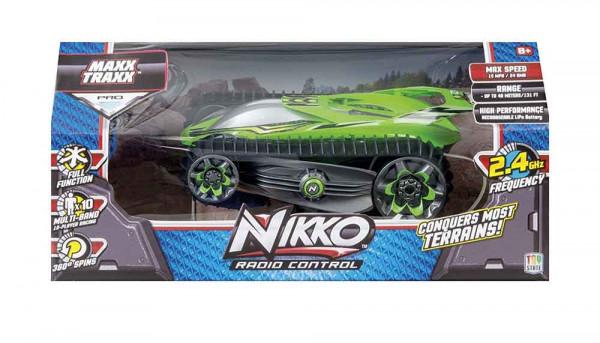 RC Nikko Veloci Trax Kettenfahrzeug