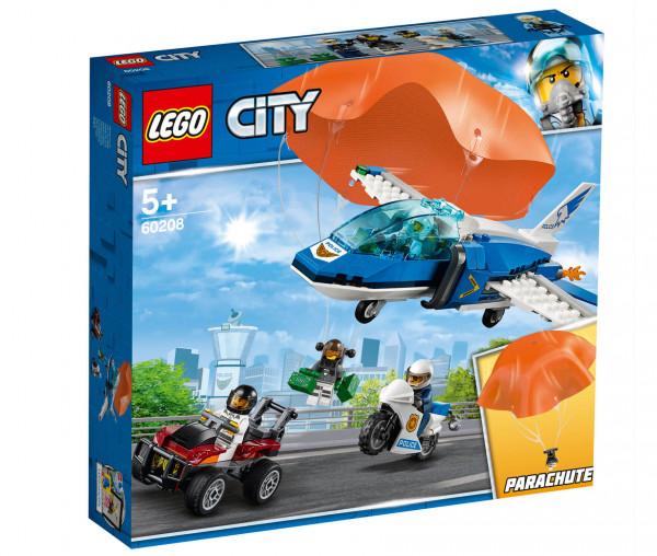 60208 LEGO® City Polizei Flucht mit dem Fallschirm