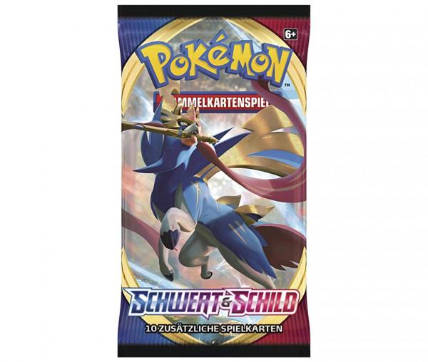 Pokémon Schwert & Schild Boosterpack