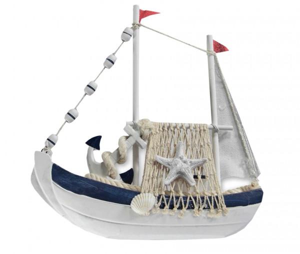 Tony Brown Segelboot Dekoration