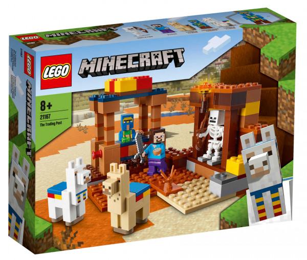 21167 LEGO® Minecraft™ Der Handelsplatz