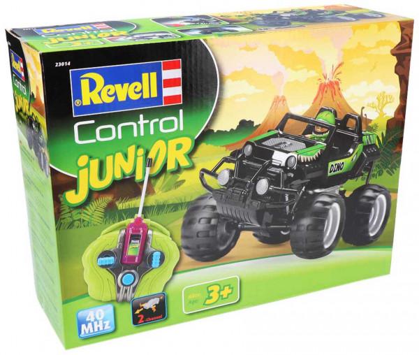 Revell Control Junior Crash Car Dino RC