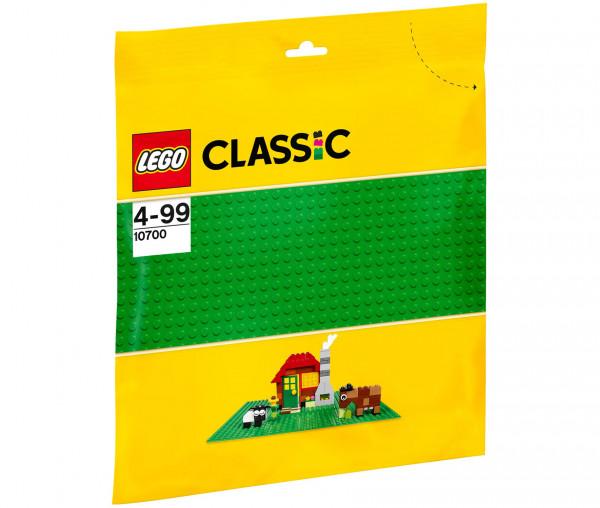 10700 LEGO® Classic Grüne Bauplatte