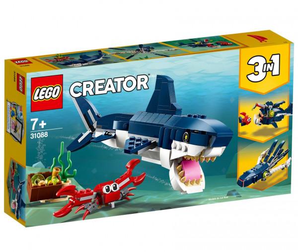 31088 LEGO® Creator Bewohner der Tiefsee