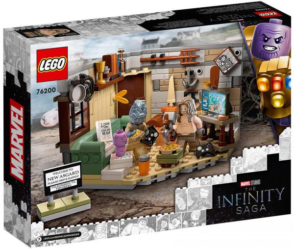 76200 LEGO® Marvel Bro Thors neues Asgard