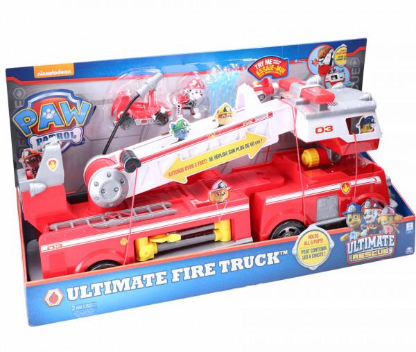 Paw Patrol Ultimate Rescue Feuerwehrtruck