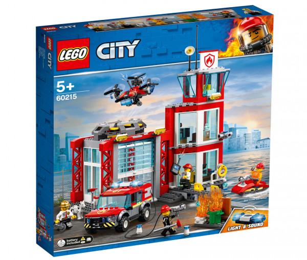 60215 LEGO® City Feuerwehr-Station