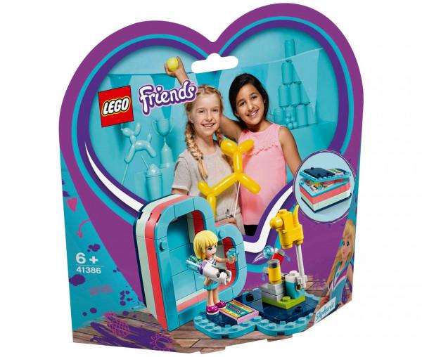 41386 LEGO® Friends Stephanies sommerliche Herzbox