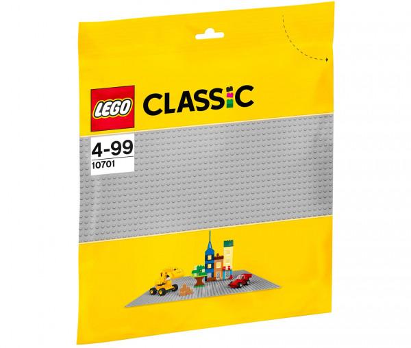 10701 LEGO® Classic Graue Bauplatte
