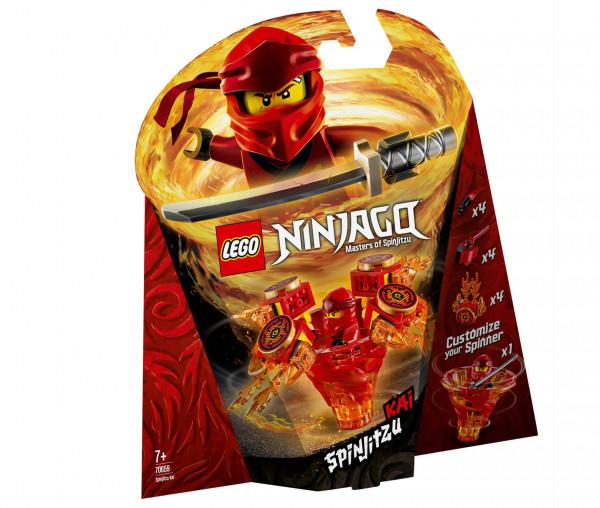 70659 LEGO® NINJAGO® Spinjitzu Kai