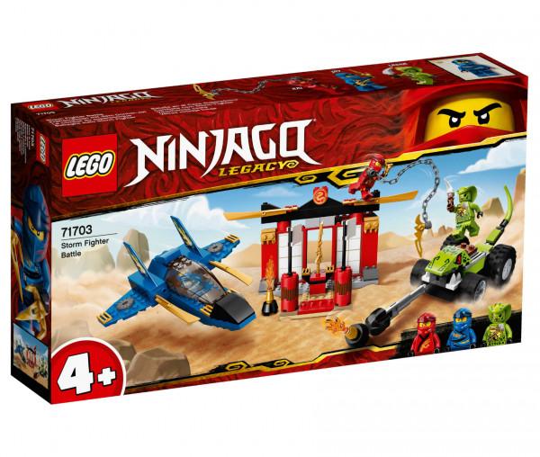 71703 LEGO® NINJAGO® Kräftemessen mit dem Donner-Jet