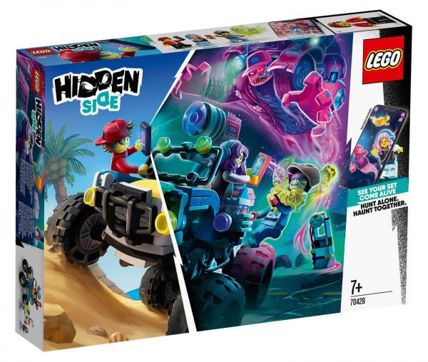 70428 LEGO® Hidden Side™ Jacks Strandbuggy