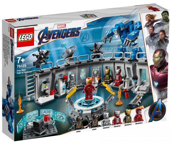 76125 LEGO® Marvel Super Heroes Avengers Iron Mans Werkstatt