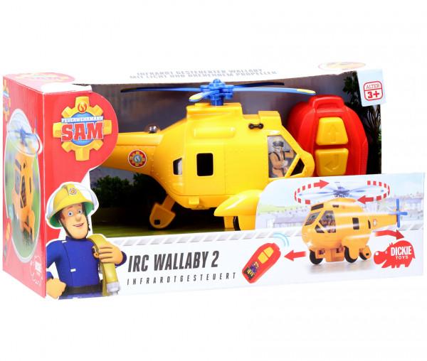 Feuerwehrmann Sam IRC Wallaby 2