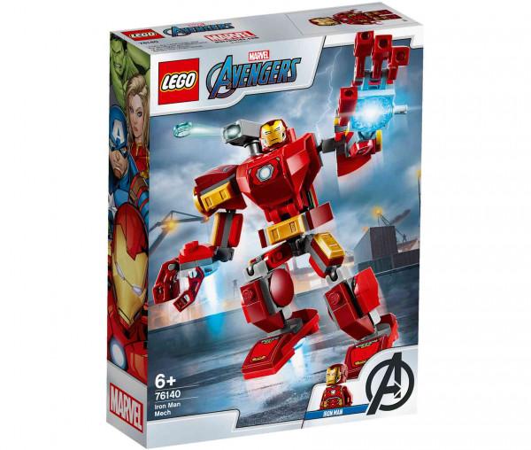 76140 LEGO® Marvel Super Heroes Avengers Iron Man Mech