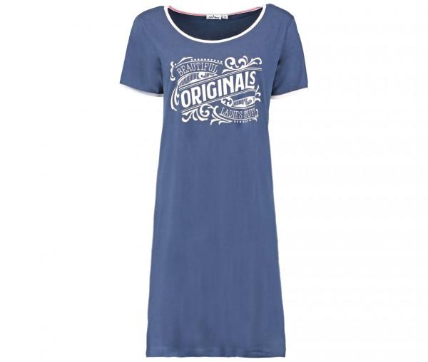 Julia Brown Damen Big Shirt