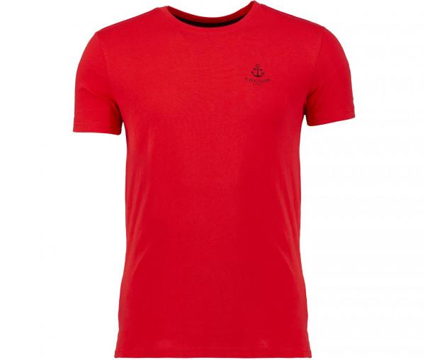 Navigator Herren Basic T-Shirt Große Größen