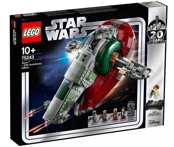 75243 LEGO® Star Wars™ Slave I™ – 20 Jahre LEGO Star Wars