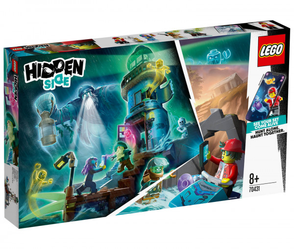 70431 LEGO® Hidden Side™ Der Leuchtturm der Dunkelheit