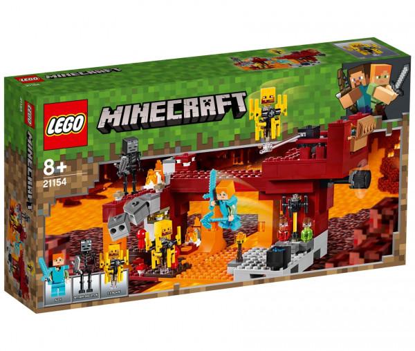 21154 LEGO® Minecraft™ Die Brücke